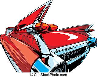 autó, sport, tervezés, eredeti, az enyém