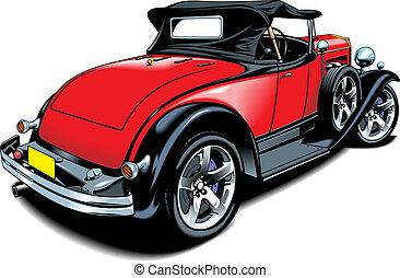 autó, tervezés, eredeti