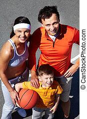 bájos, kosárlabda játékos