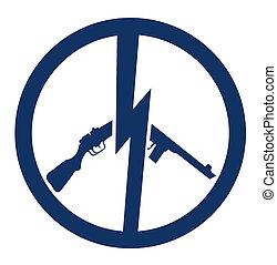 béke cégtábla