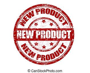 bélyeg, új termék