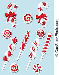 böllér, állhatatos, karácsony, cukorka
