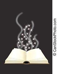 bűbáj, könyv