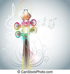 backgorund, hegedű, mód, művészet, egyenes