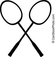 badminton ütő