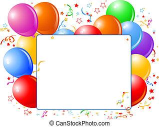 balloon, transzparens