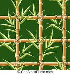 bambusz, seamless