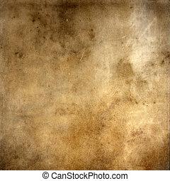 barna, elvont, háttér