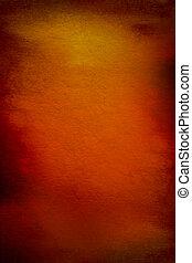 barna, elvont, sárga, példa, háttér, textured, narancs, háttérfüggöny, piros