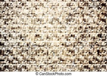 barna papír, háttér