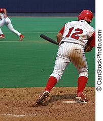 baseball ütőjátékos, right-handed