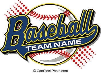 baseball, farok, tervezés