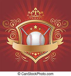 baseball, pajzs