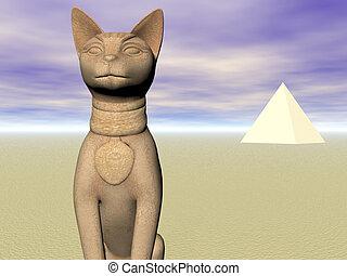 bast, piramis