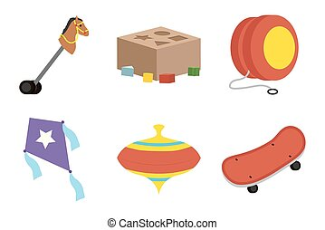 batyu, csecsemő, állhatatos, ikonok, apró