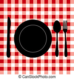 beállítás, étkezés
