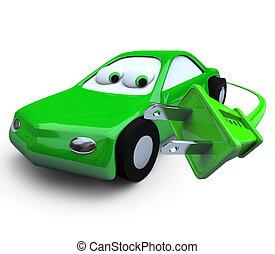 bedugaszol, autó, elektromos