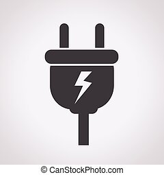 bedugaszol, elektromos, ikon