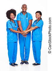 befog, afrikai, orvosi