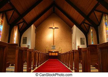 belső, templom