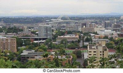 belvárosi, cityscape, portland, oregon