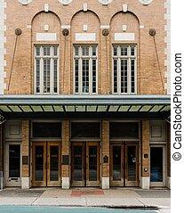 belvárosi, színház, rutland, paramount, vermont