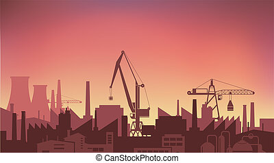berendezés, ipari