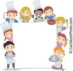 besorol, főzés, bizottság