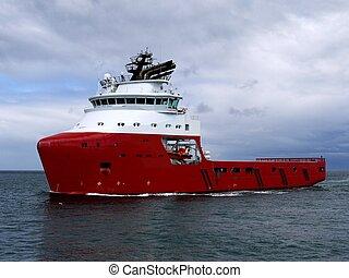 beszerzés, offhore, 15, hajó
