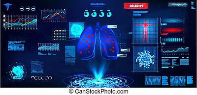 beteg, 2019-ncov, fogalom, személy, coronavirus, vizsga
