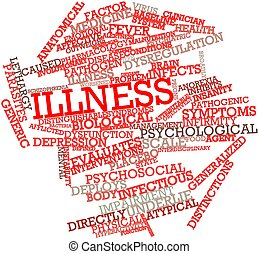 betegség