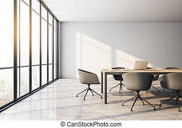 beton, ülésterem