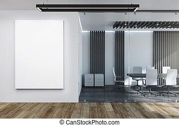 beton, modern, ülésterem