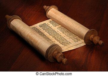 biblia, cikornyázik