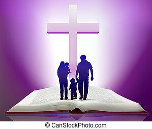biblia, család