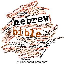 biblia, héber