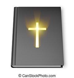 biblia, könyv, jámbor