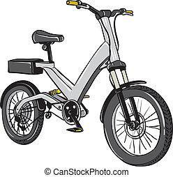 bicikli, elektromos