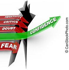 bizalom, , influenc, negatív, magad, elhisz, hallgat