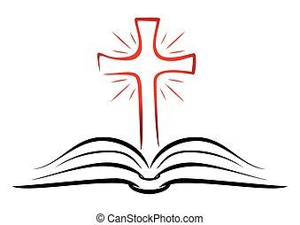 bizalom, könyv, vallás