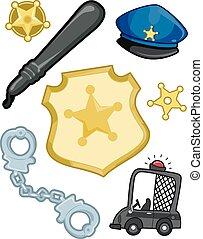 biztonság, alapismeretek, rendőrség