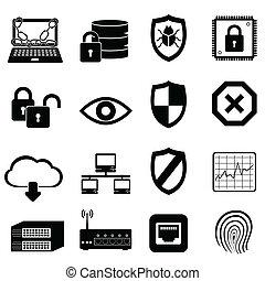 biztonság, számítógépes hálózat