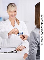 biztosítás kártya