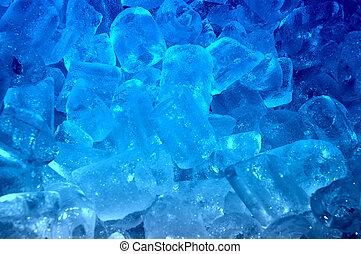 blue jég, háttér