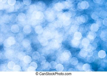 blue láng, elvont, háttér, ragyogás