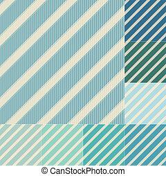 blue zöld, seamless, csíkoz