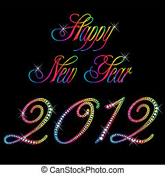 boldog, 2012, újév