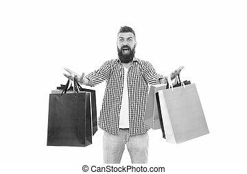 boldog, bevásárlás, megvesz, bags., ensure, concept., páncélszekrény, befolyás, shopping., marketplace., pontos, fogyasztó, oltalom, értesülés, becsületes, rights., árul, ember, kereskedelem, verseny, uram