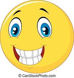 boldog, smiley arc