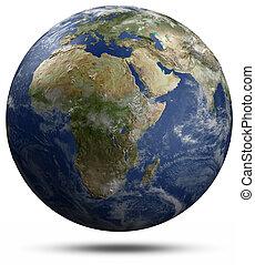bolygó földdel feltölt
